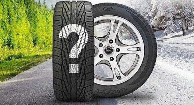 МВД РФ с 1 июня 2021 введет новый штраф для автомобилистов за резину, используемую не по сезону