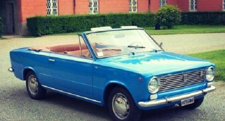 Советские автомобили в кузове кабриолет