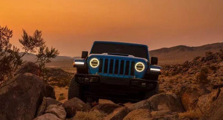 Jeep рассказал о планах на внедорожный минивэн