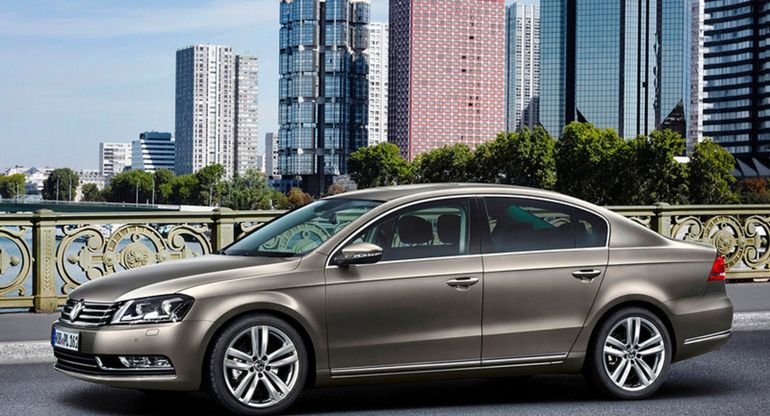 Volkswagen Passat B7 : Основные недостатки