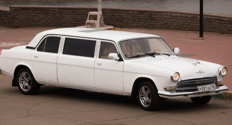 В Нижнем Новгороде продают лимузин «Волгу» за 1,1 млн рублей