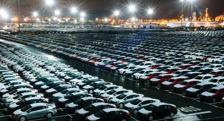 Автомобильный рынок в Европе вырос на 256%