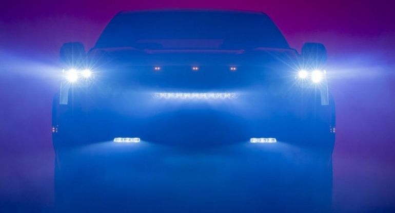 Toyota показала первое изображение пикапа Tundra нового поколения