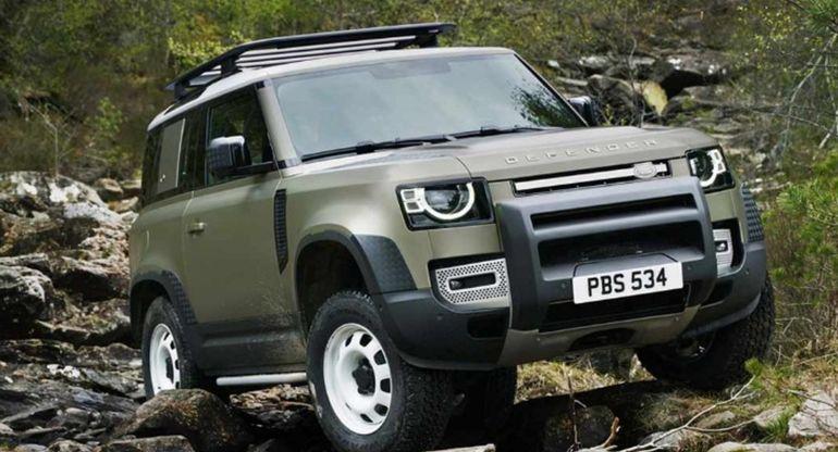 Jaguar Land Rover пытается удовлетворить спрос на новые подключаемые гибриды Defender