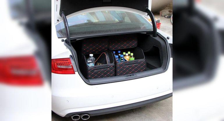 5 грузов в багажнике, за перевозку которых можно получить штраф