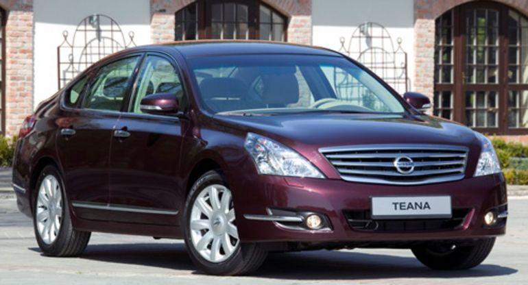 Nissan Teana — бизнес-класс для бедных