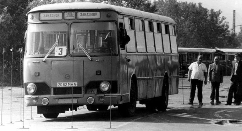 ЛиАЗ 677 — лучший пассажирский автобус в СССР с АКПП
