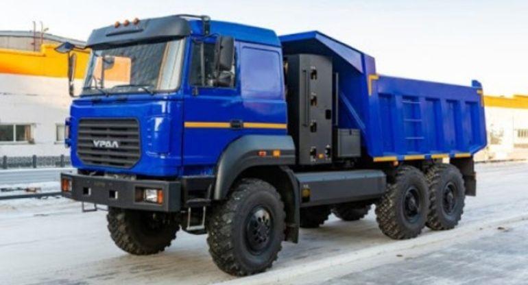 Завод «УРАЛ» открыл склад грузовых авто в Набережных Челнах