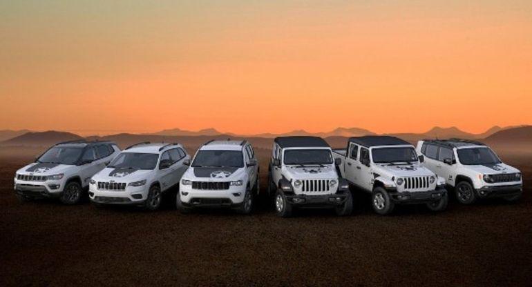 Jeep расширяет модельный ряд внедорожников военной версией Freedom Edition