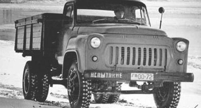 За что советские водители любили ГАЗ-52?