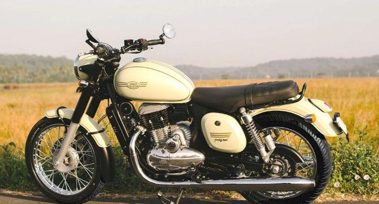 Мотоцикл «Ява» индийской сборки можно заказать в России
