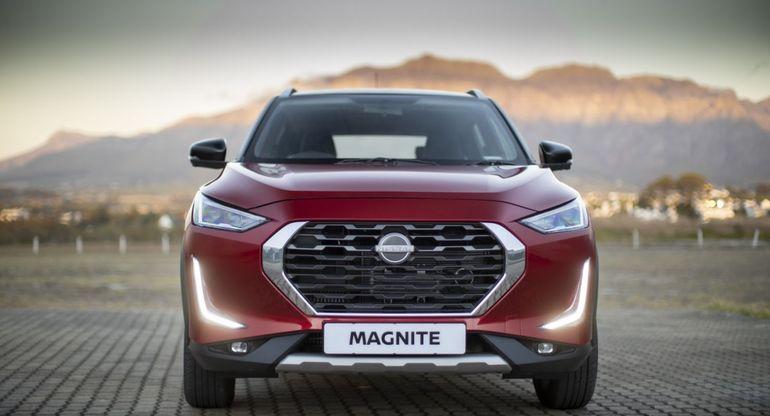 Nissan официально выводит кросс Magnite за 565 тысяч рублей за пределы Индии. Он может появиться в Европе