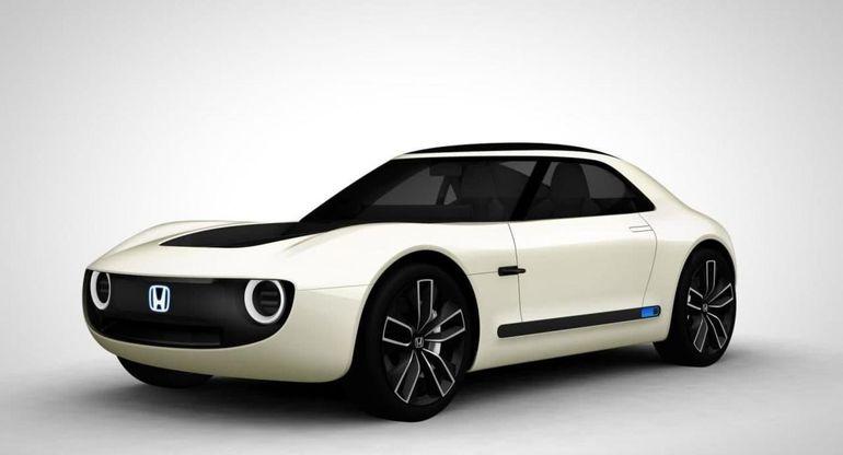 Раскрыты сроки появления серийного Honda Sports EV
