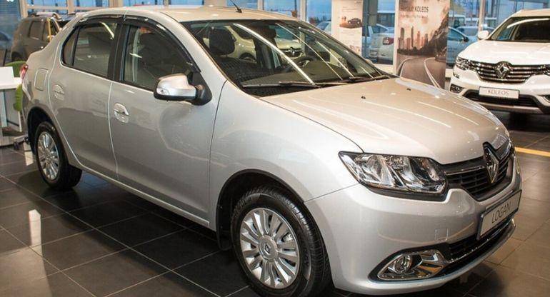 Автомобили Renault подорожали в России в июне текущего года