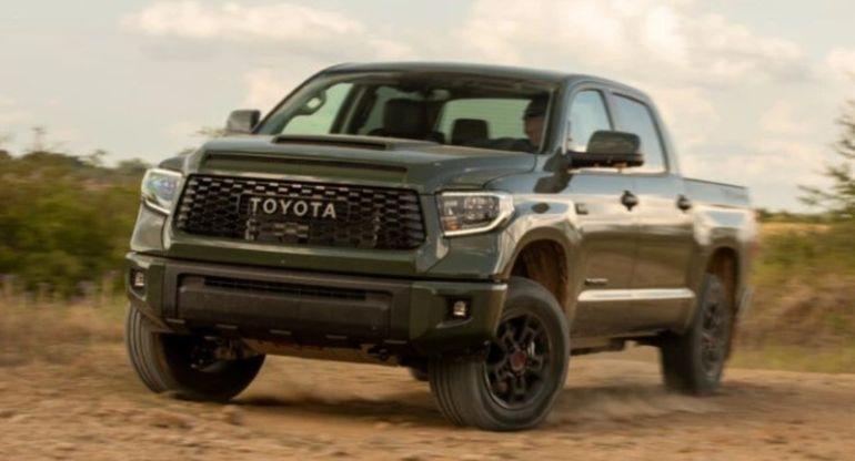 Как Toyota Land Cruiser 300: раскрыты характеристики нового «рамника» Tundra, но пока предварительные