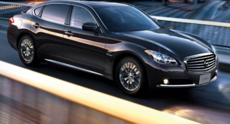 Nissan избавится от седанов, но только не от легендарного Skyline
