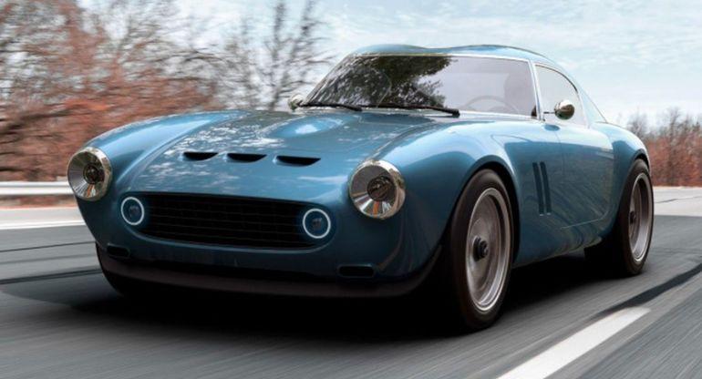 GTO Engineering представила интерьер современного спорткара Squalo