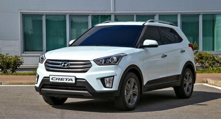 Новая Hyundai Creta пойдет на экспорт уже этим летом
