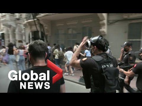 турок трахает русского гея