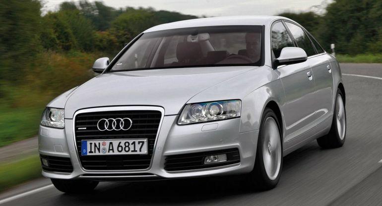 Какую Audi купить до 800 000 рублей?