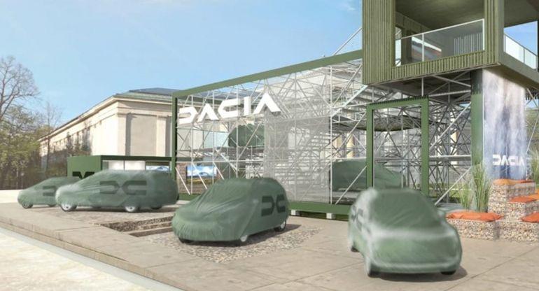 Семиместный минивэн Dacia Lodgy 2022 года запустят в производство в сентябре