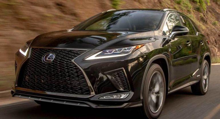 Семейный тест-драйв Lexus RX 300