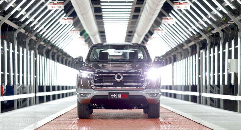Китайская компания Great Wall Motors  обозначила стратегические цели на ближайший год