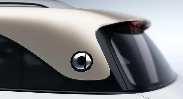 Geely готовит для Smart новую модель на базе Volvo