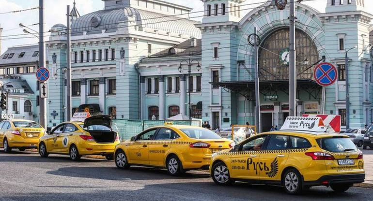 Профсоюз таксистов Москвы выступил против новой информсистемы