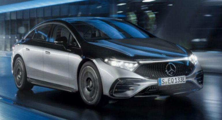 Mercedes-Benz планирует полностью перейти на электрокары в 2025 году