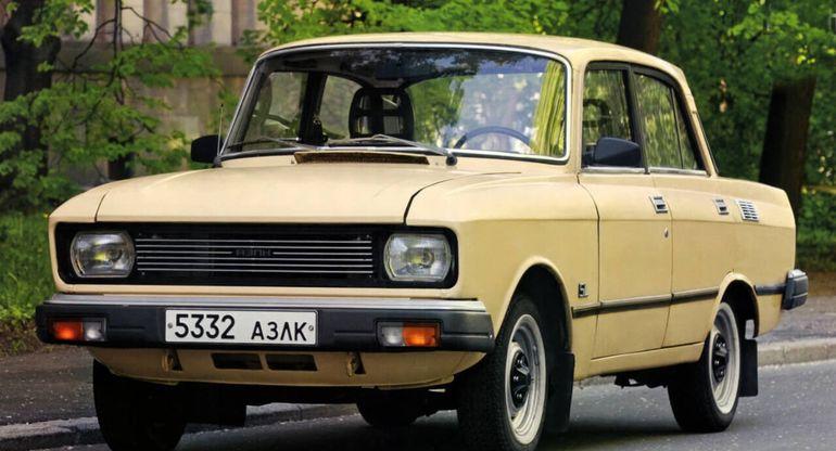Москвич 2140 — байки о «сороковом»