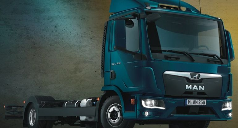Новая линейка грузовых автомобилей MAN стала доступна для заказа