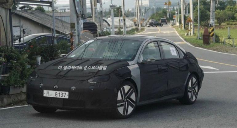 Hyundai отложит выпуск IONIQ 6 для внесения улучшений