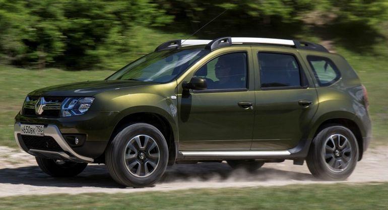 Как менялась стоимость Renault Duster с 2019 года?