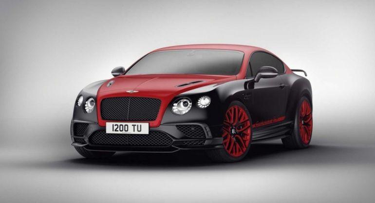 Bentley Continental GT может получить гибридную версию