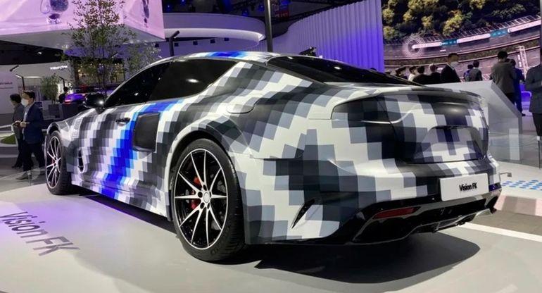 Первый водородный автомобиль Kia появится не раньше 2028 года
