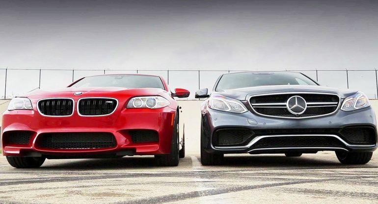 Mercedes и BMW будут искусственно сохранять высокие цены на свою продукцию