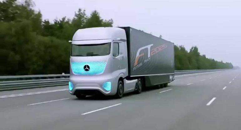 Почему беспилотные грузовики не заменят дальнобойщиков?