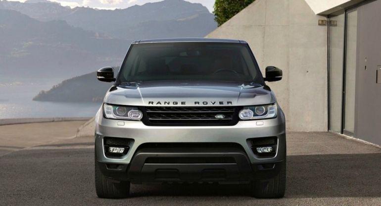 Лучший тест-драйв Range Rover Sport SVR в новом фильме о Джеймсе Бонде