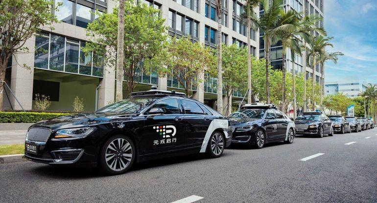 Alibaba инвестировала в разработчика программ для беспилотных автомобилей DeepRoute.ai