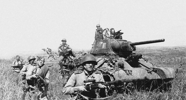 ОТ-34: Огнеметный танк от лучших советских инженеров