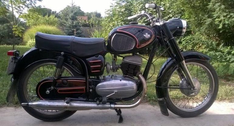 Два редких мотоцикла прошлого века, о которых знают далеко не все