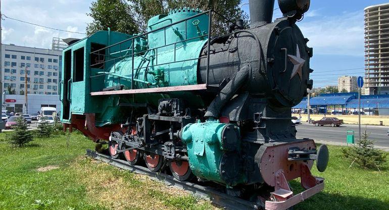 Кч4 — настоящий паровоз из СССР размером с ГАЗель