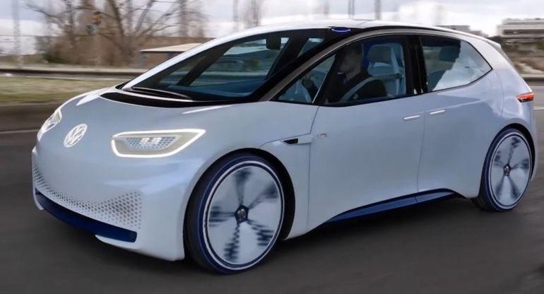 Электрокары Volkswagen ID.3 и Xpeng P7 могут выйти на отечественный рынок