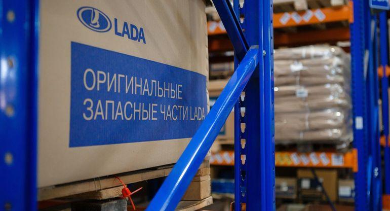 Дилерские центры LADA испытывают дефицит автомобильных запчастей