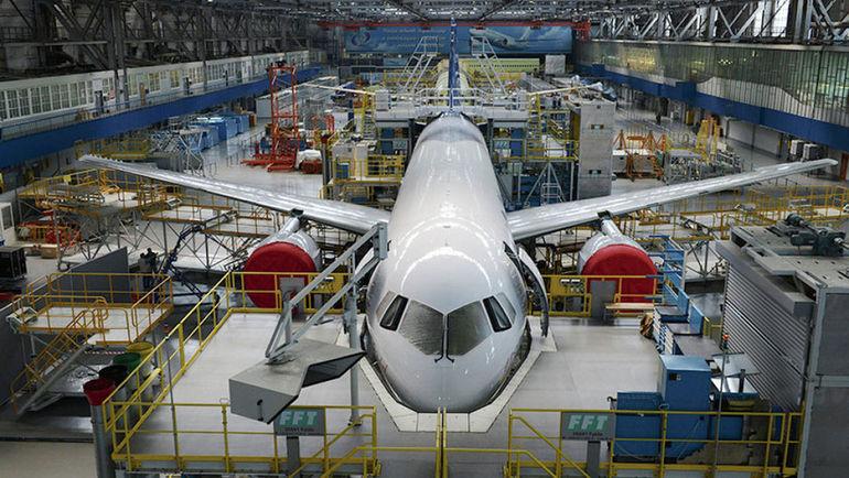 Новый российский пассажирский самолет Иркут МС-21: какой ...