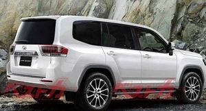 Внедорожник Toyota Land Cruiser 300 получит в 2021 году особую внедорожную версию от Gazoo Racing